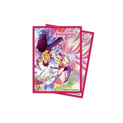 No Game No Life: Standard Deck Protector - Checkmate 65Ct