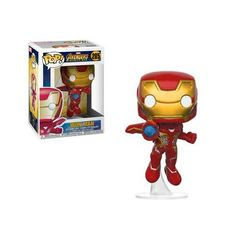 Pop! Marvel 285: Avengers: Infinity War - Iron Man