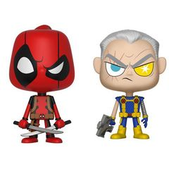 Vynl.: Marvel Comics - Deadpool And Cable
