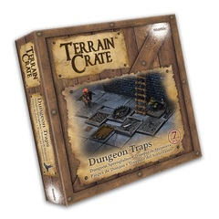 Terrain Crate - Dungeon Traps