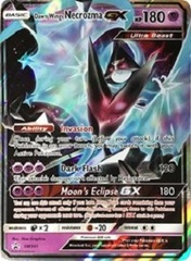 Dawn Wings Necrozma GX - SM101 - SM Black Star Promo
