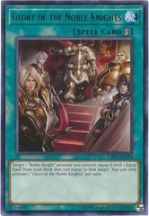 Glory of the Noble Knights - EXFO-EN059 - Rare - Unlimited Edition