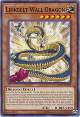 Linkbelt Wall Dragon - EXFO-EN006 - Common - Unlimited Edition