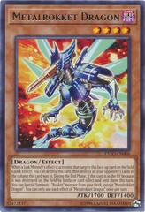 Metalrokket Dragon - EXFO-EN008 - Rare - Unlimited Edition