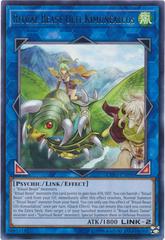 Ritual Beast Ulti-Kimunfalcos - EXFO-EN096 - Rare - Unlimited Edition