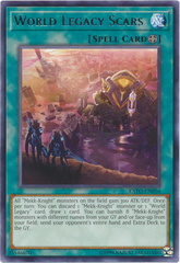 World Legacy Scars - EXFO-EN056 - Rare - Unlimited Edition