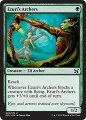 Ezuri's Archers on Channel Fireball