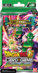 Dragon Ball Super: Series 4 Starter Deck - Guardian of Namekians Deck on Channel Fireball