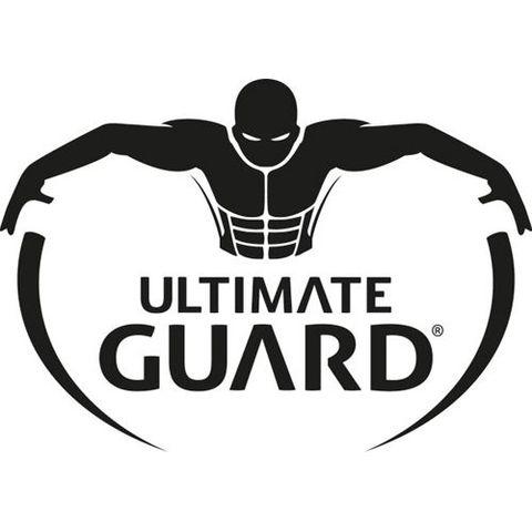 Ultimate Guard - FlipNTray Deck Case 100+ Standard Size Xenoskin Amber