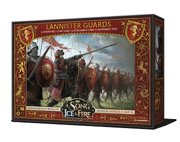 A Song Of Ice And Fire Lannister Guards