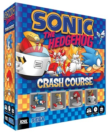 Sonic The Hedgehog Crash Course