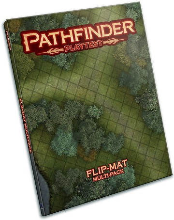 Pathfinder 2E Playtest Flip-Mat Multi Pack