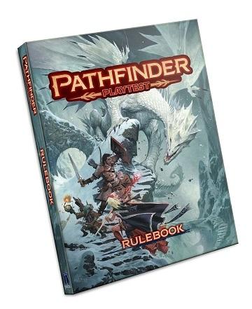 Pathfinder 2E Playtest Rulebook Hc