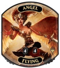 Ultra Pro - Relic Tokens: Eternal Collection - Angel (Flying)