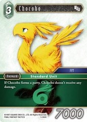 Chocobo - 5-060C - C