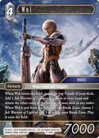 Wol (Hero) - 5-146H - H