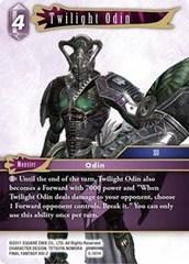 Twilight Odin - 5-101H - H - Foil