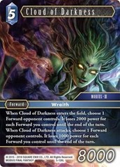 Cloud of Darkness - 5-126L - L - Foil