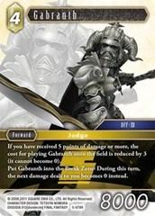 Gabranth - 5-078R - R - Foil
