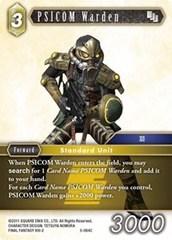 PSICOM Warden - 5-084C - C - Foil