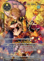 Venus, Magus of the Metal Star - SDR6-001 - SR on Channel Fireball