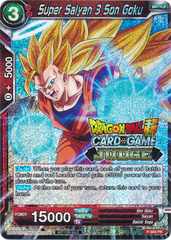 Super Saiyan 3 Son Goku (Judge PR) - P-003 - PR