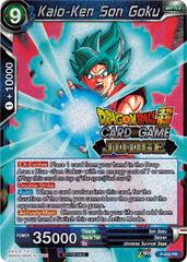 Kaio-Ken Son Goku (Judge PR) - P-032 - PR