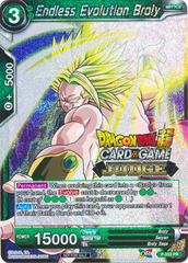 Endless Evolution Broly (Judge PR) - P-033 - PR
