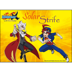 Future Card Buddyfight Ccg: X Booster - Solar Strife - Booster Pack