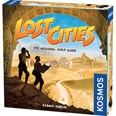 Lost Cities: The Card Game (2018)