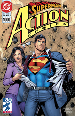 Action Comics #1000 1990S Var Ed (Note Price)