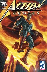 Action Comics #1000 2000S Var Ed (Note Price)
