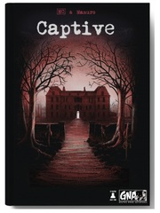 Graphic Novel Adventure #1 Captive Hc