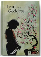Graphic Novel Adventure #2 Tears Of A Goddess Hc