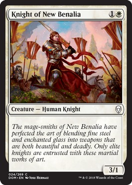 Knight of New Benalia