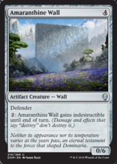 Amaranthine Wall on Channel Fireball