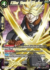 Killer Sword Trunks (Foil) - SD3-02 - ST