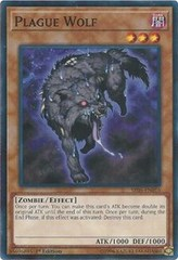 Plague Wolf - SR06-EN016 - Common - 1st Edition