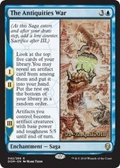 The Antiquities War - Foil - Prerelease Promo