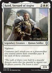 Baird, Steward of Argive - Foil (Prerelease)