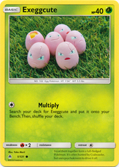 Exeggcute - 1/131 - Common