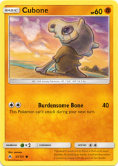 Cubone - 57/131 - Common