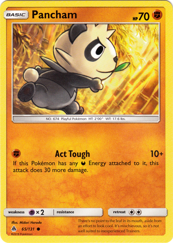 Pancham - 65/131 - Common