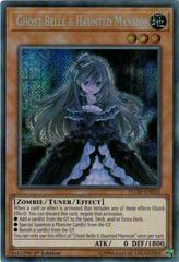 Ghost Belle & Haunted Mansion - FLOD-EN033 - Secret Rare - 1st Edition