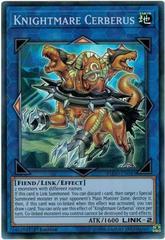 Knightmare Cerberus - FLOD-EN045 - Super Rare - 1st Edition