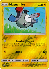 Magnemite - 34/131 - Common - Reverse Holo