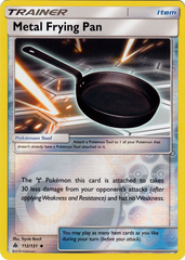 Metal Frying Pan - 112/131 - Uncommon - Reverse Holo