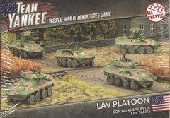 United States: LAV Platoon