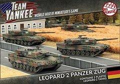 Germany: Leopard 2 Panzer Zug