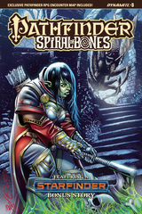 Pathfinder: Spiral Of Bones #3 (Of 5) (Cover A - Santucci)
